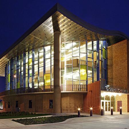Amarillo Globe News Center