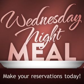 MIDWEEK MEAL RESERVATION