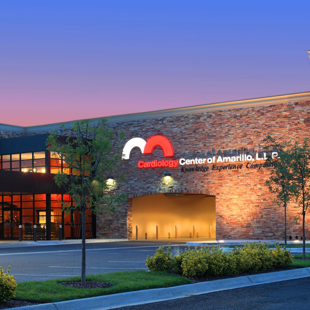 THE CARDIOLOGY CENTER OF AMARILLO