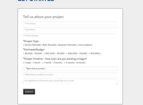 Project request? No problem!