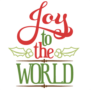 JOY TO THE WORLD TREE
