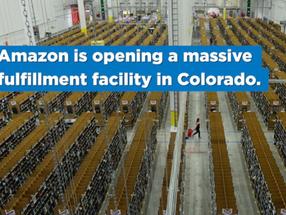 Welcome Amazon!