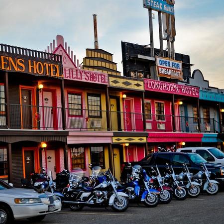 The Big Texan Steak House