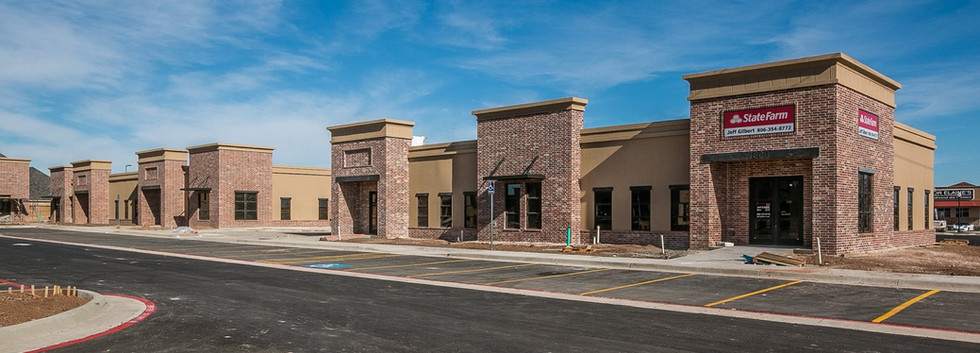 Golden Spread Roofing | Commercial Roofing