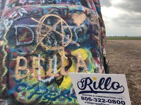 Caddy Ranch and Rillo