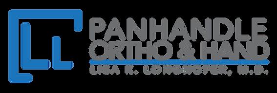 Panhandle Ortho & Hand Logo