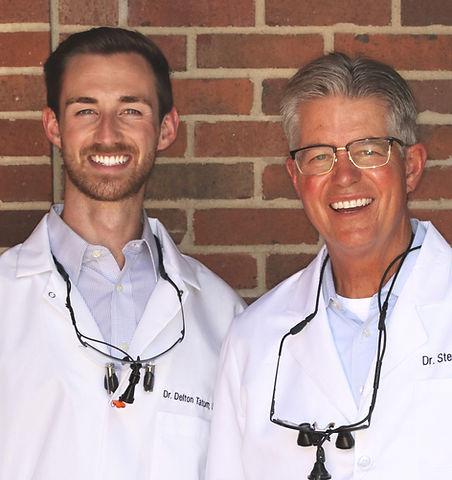 Dr. STeve Austin and Dr. Delton Tatum Amarillo Dentists