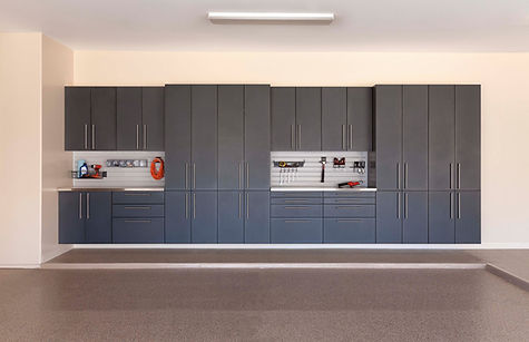 Custom Garage Cabinets Amarillo Texas