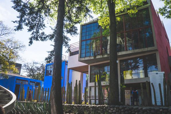 Diego Rivera's Studio House in San Angel