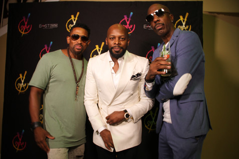 Organic Truth ~Non Alcoholic Beverage party Girard, Joe, JB Smoove