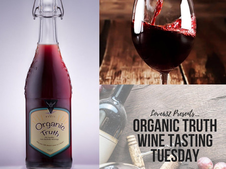 Organic Truth Tasting at Love 632 - June 5th