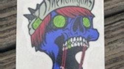 Shenanigans Head Sticker
