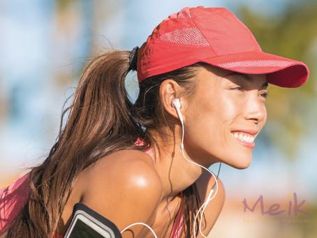 Cómo cuidar  la piel antes y después de hacer ejercicio