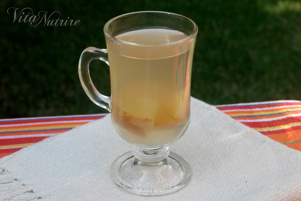 Apple, Ginger and Star Anise Tea
