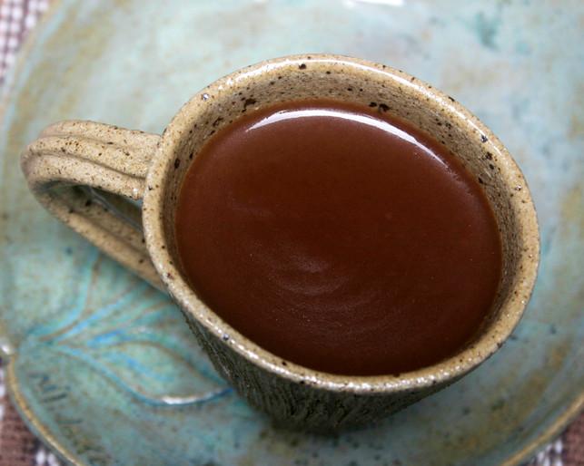 Chocolate Quente Cremoso Vegano