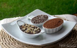 Brownie Natural no Potinho