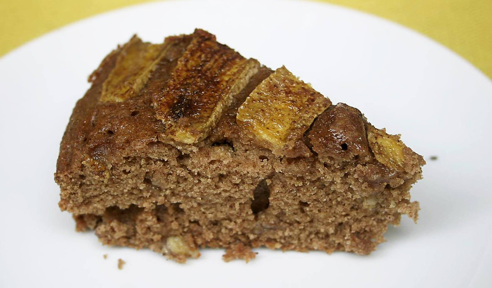 Banana and Cinnamon Cake