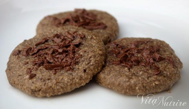 Cookie de Aveia e Girassol Vegano