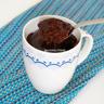 Bolo de Caneca de Chocolate Vegano e Sem Glúten