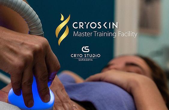 Cryoskin | Cryotherapy | Cryo Studio Sarasota