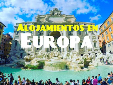 Alojamientos Buenos, Bonitos y Baratos | Opciones de hospedaje en Europa
