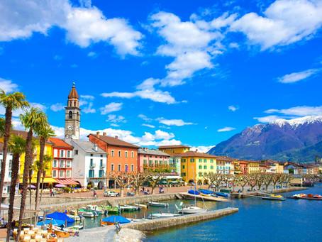 48 horas en la Suiza italiana