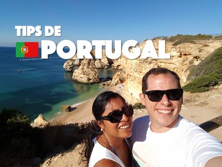 Tips para planear tu visita a Portugal