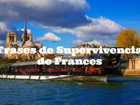 25 frases de supervivencia en París – (o como hablar francés a la Sofía Vergara)
