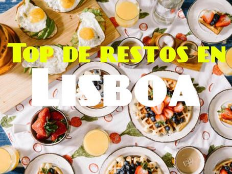Top 10 de restaurantes y bares de Fado en Lisboa