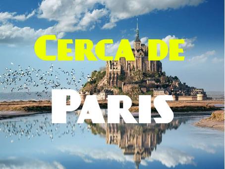 Que ciudades visitar cerca de Paris