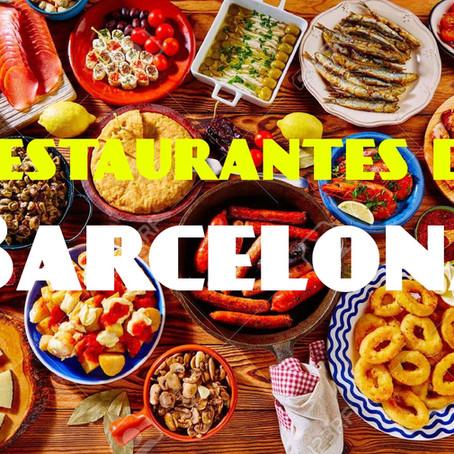 Top 10 de Restaurantes en Barcelona