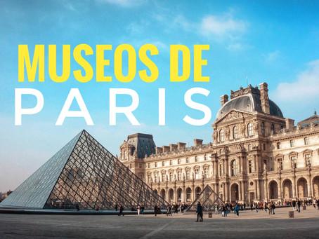Los 10 museos que tienes que ver en París