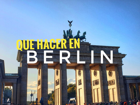 Top 11 de actividades en Berlin