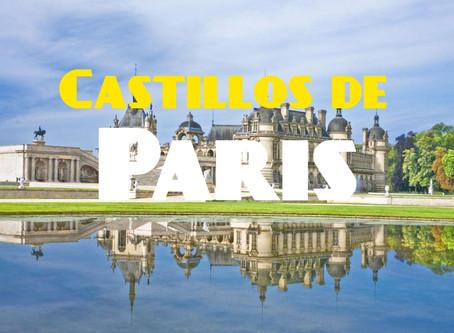 Top 5 de Castillos alrededor de Paris