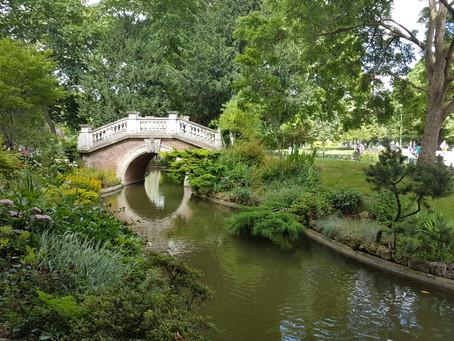 Top 5 de Jardines de Paris