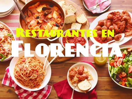 Top 10 de Restaurantes en Florencia
