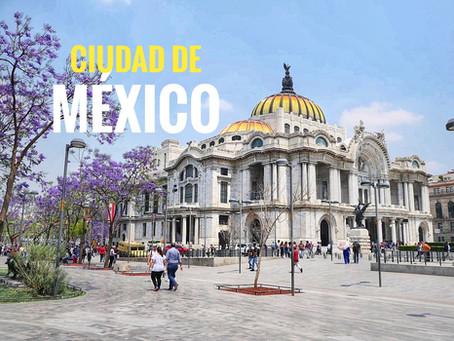 Que hacer en la Ciudad de México