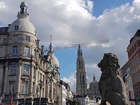 Descubriendo Amberes | Belgica #3