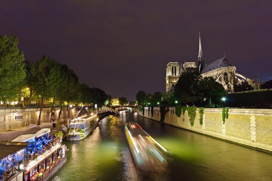 Paris, notre dame, rio sena, que hacer en paris