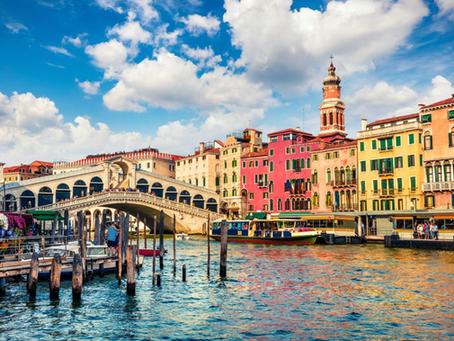 Los 9 mejores lugares para amarse en Europa