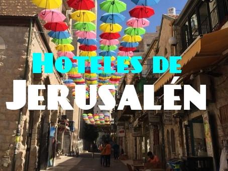 Top 10 de Hoteles en Jerusalén | Mejores zonas para quedarse