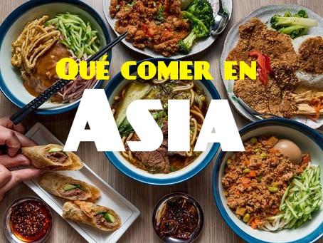 Qué comer en Asia: Taiwan