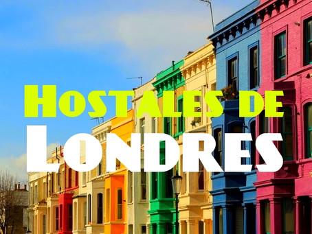 Top 10 de Hostales en Londres | Mejores zonas para quedarse