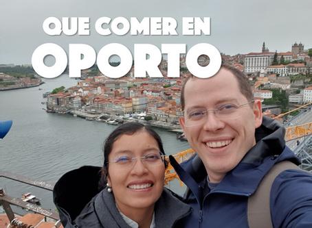 Qué comer en Oporto | Top de restaurantes