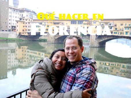 3 días en Florencia-Italia | Guía de viajes