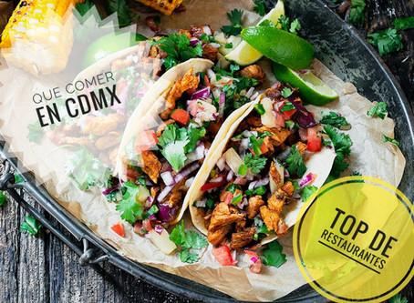 Que comer en Ciudad de Mexico   Mi selección de Restaurantes