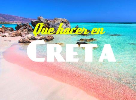 Qué Hacer en Creta - Grecia   Tips para tu visita