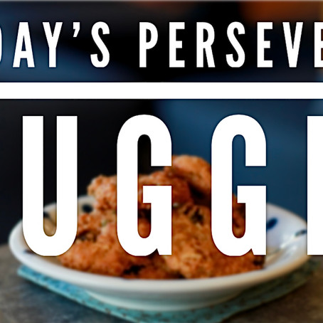 Persevering Nugget (Keep Your Eyes Open)
