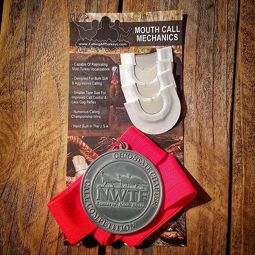 """The Award Winning """"Mouth Call Mechanics"""" Kit"""
