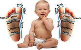 Infant Reflexology, Child reflexology